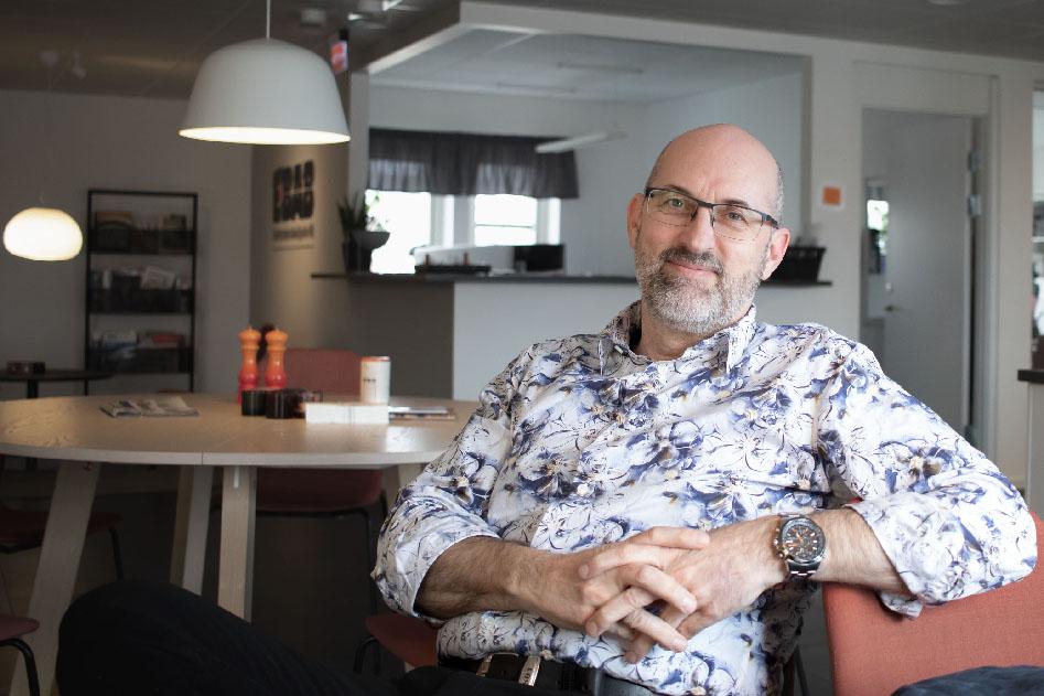 Rolf Johnson Byggprojektledare EBAB